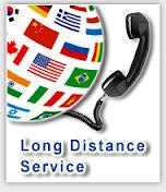 Long Distance Calling Cards
