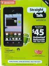 Straight Talk Huawei Ascend plus Android