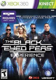 Xbox 360 The Black Eyed Peas Experience