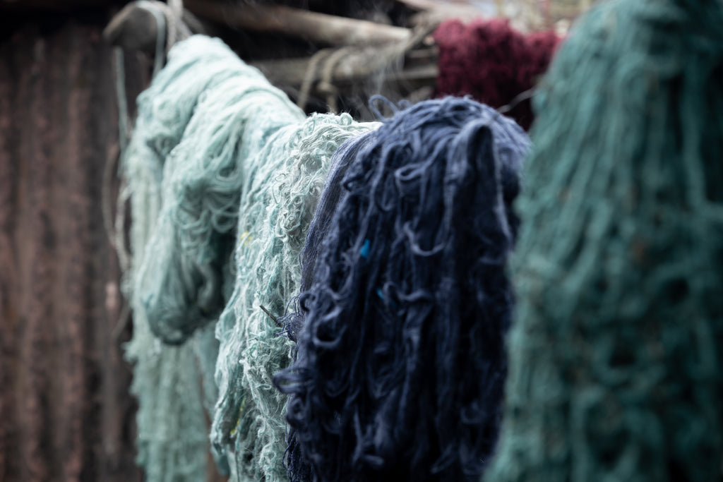Five top tips for natural dyeing