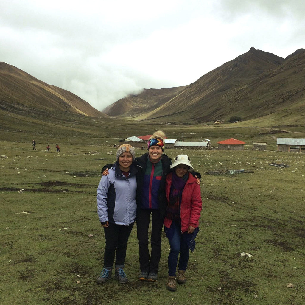 Threads of Peru welcomes new Project Coordinator, Ligia Gómez!
