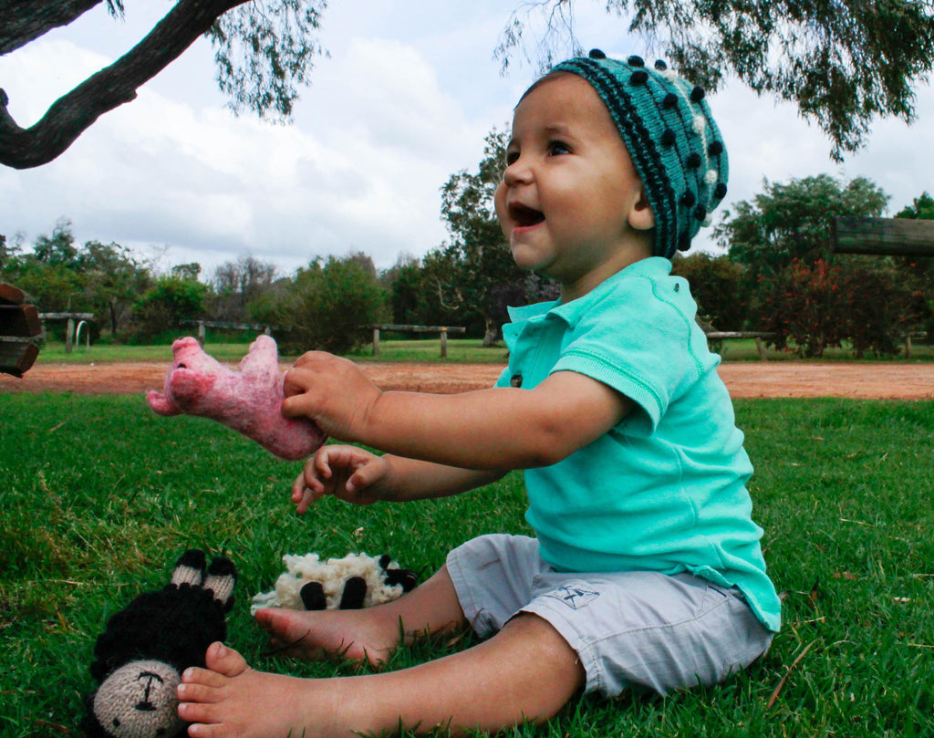 Choosing Ecofriendly kids toys
