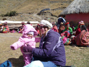 10 Questions for Ariana S, one of the founders of Threads of Peru, on Cuzco, learning Spanish and working in the communities!