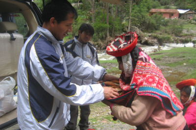 The Indomitable Spirit of the Andean People