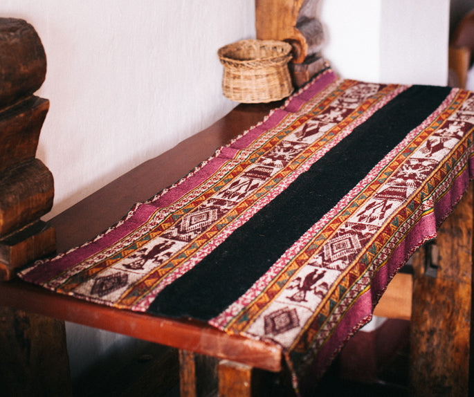 Table Runners by Master Weavers