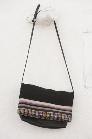 clutch bag, clutch purse, Qhapaq Collection Peru, Eliane Heutschi designer, capsule collection