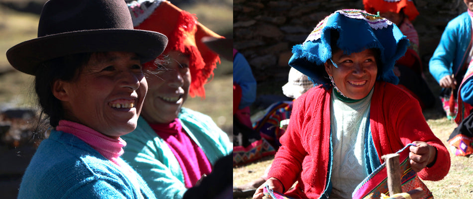 Andean-women-weavers-Peru