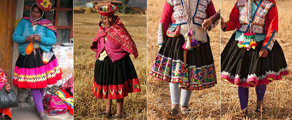 Traditional Andean Clothing – Threads of Peru