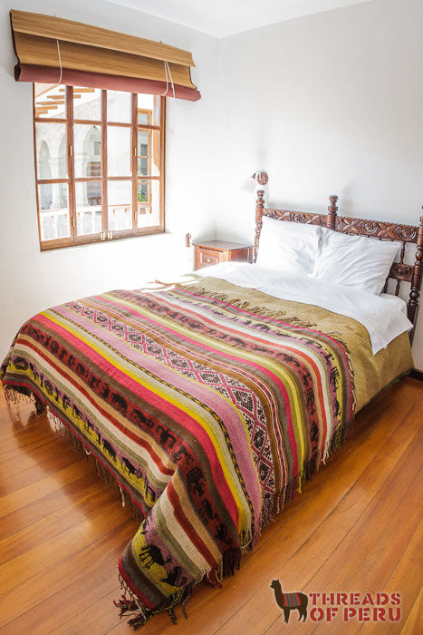 Peruvian Bed