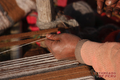Weavers hold the keys to their community's future