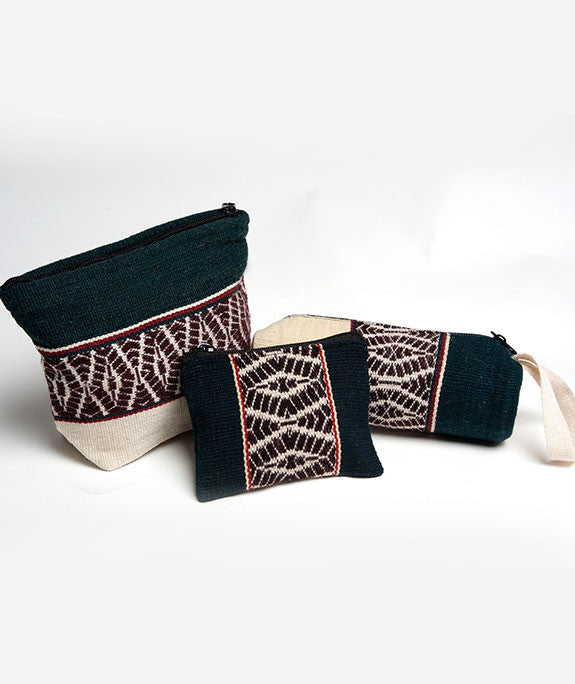 Andean Accessory Set- Midnight