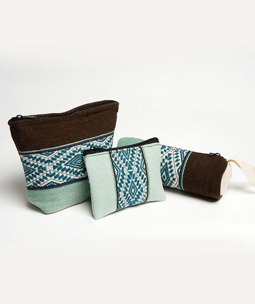 Andean Accessory Set- Turquoise