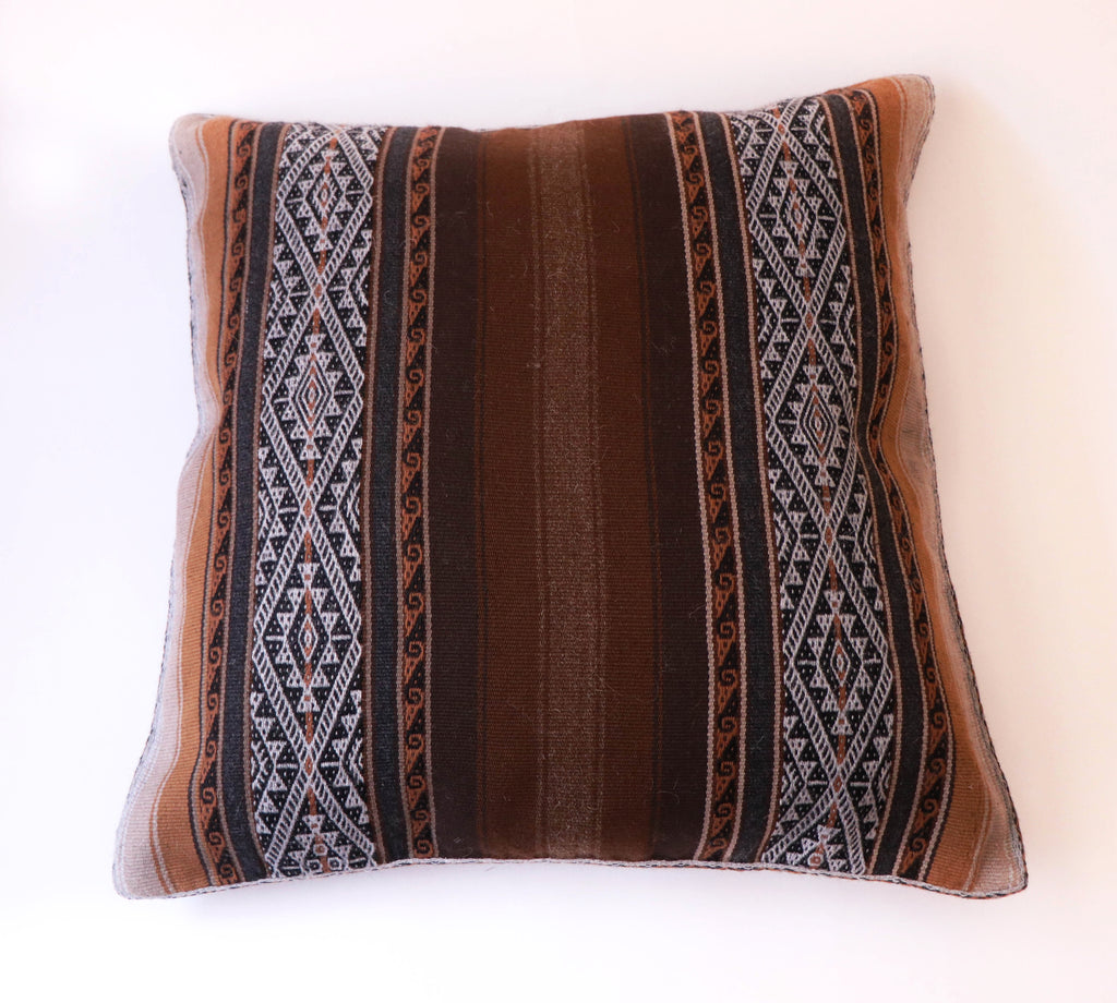 Sienna Andean Wool Pillow