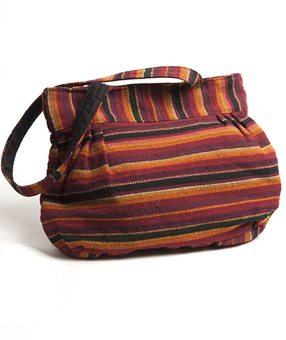 Wool Carrying Bag Sunset
