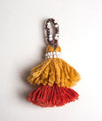 TIKA Pom Pom Keychain (sets of 3)