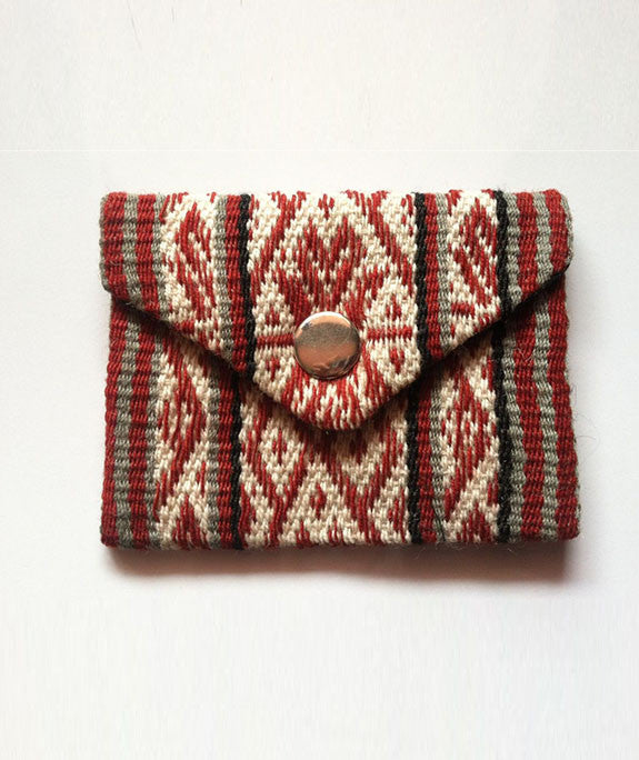 Holiday Change Purse