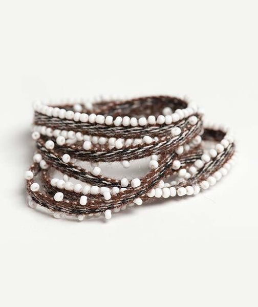 Wato Wrap Bracelet- Natural