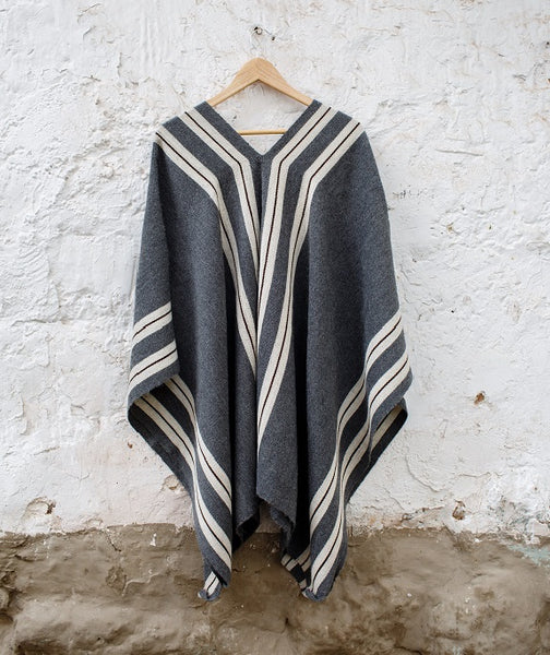 South American Poncho
