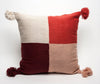 Tawa Alpaca Pillow - Coral