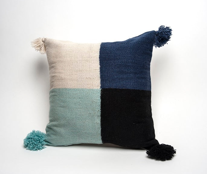 Tawa Alpaca Pillow - Surf