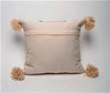 Upis Handwoven Wool Pillow - Rose