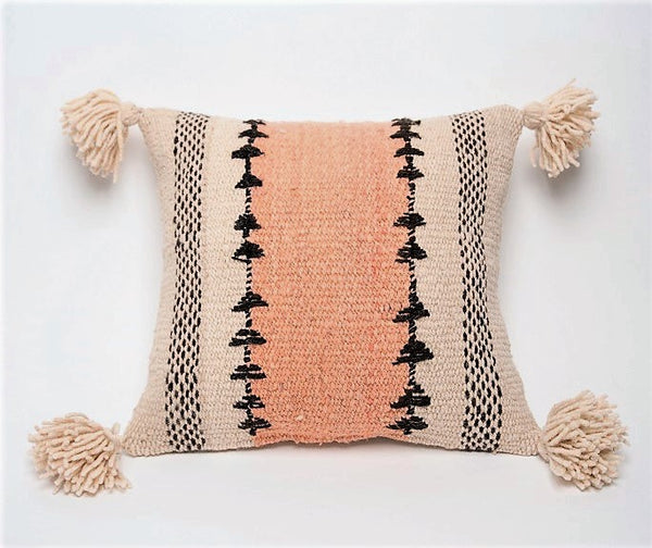 Upis handspun frazada Wool Pillow