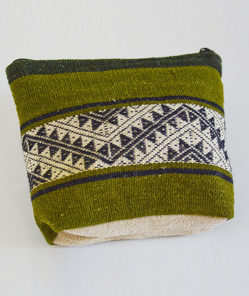 Cosmetic Pouch Moss