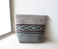 Cosmetic Pouch Grey