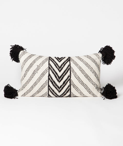 Pallay Cozy Alpaca Lumbar Pillow