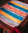 traditional peruvian wool placemat