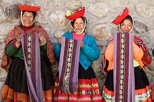 Threads of Peru