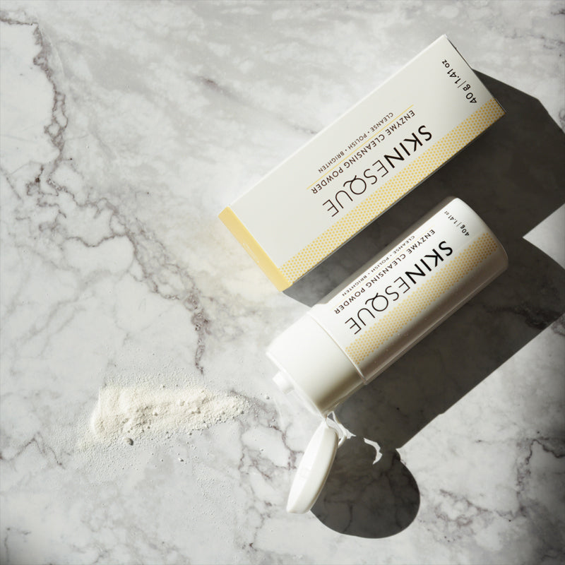 New: The Enzyme Cleansing Powder