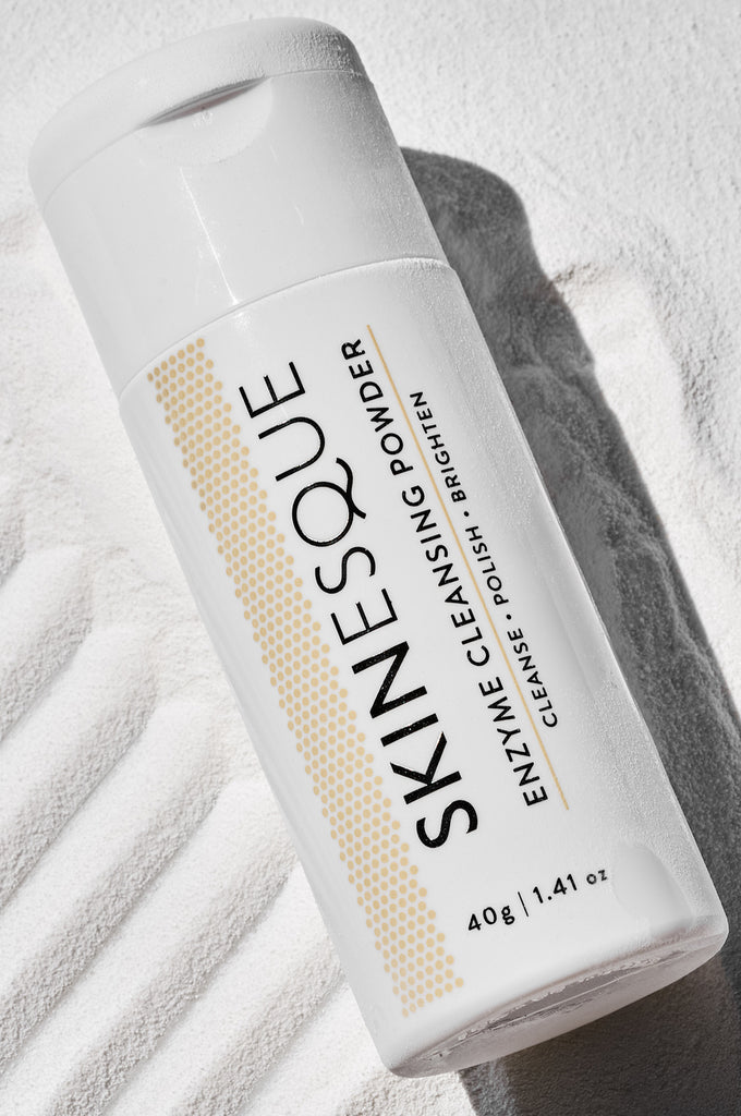 Enzyme Cleansing Powder - Skinesque