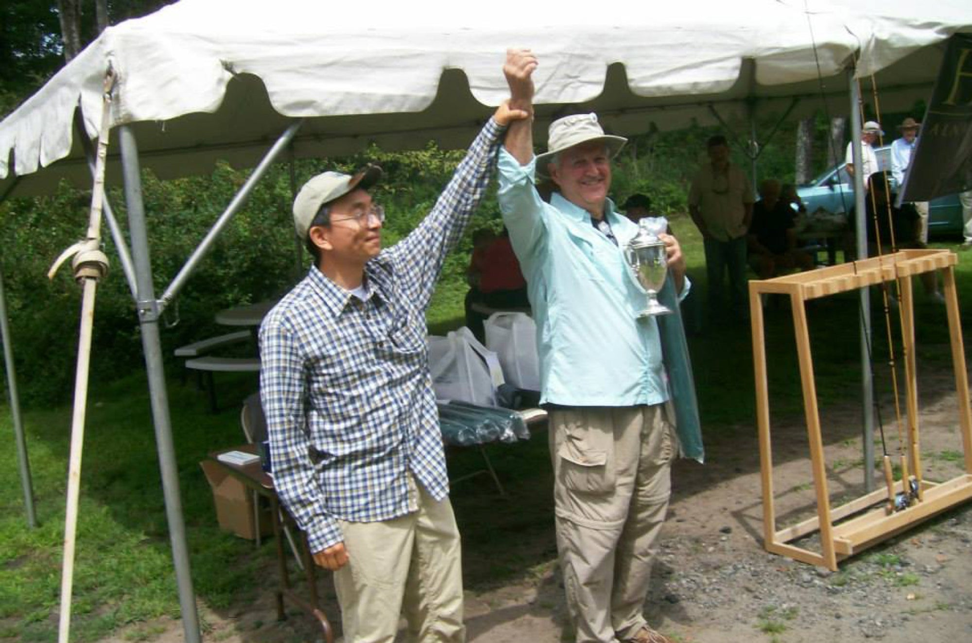 The 2014 Hardy Cup Bamboo Casting Competition