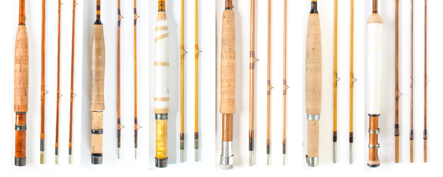 Bamboo Fly Rods in Stock