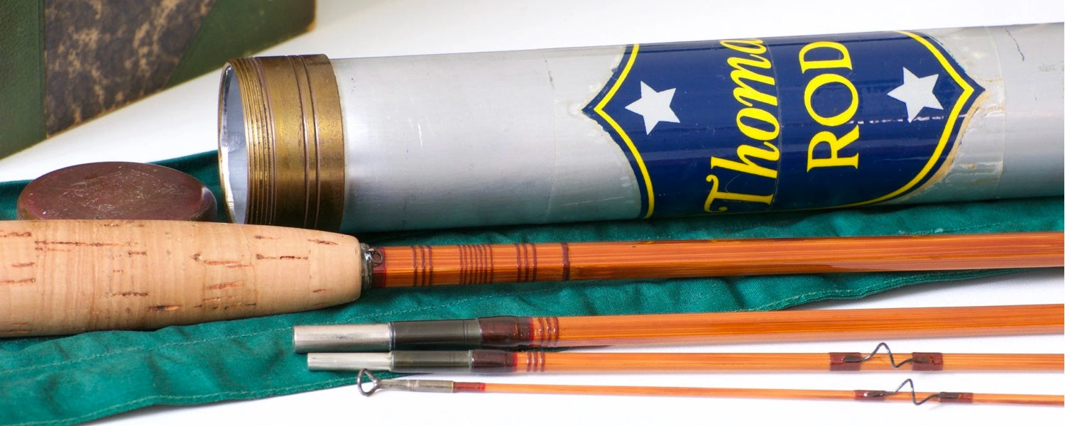 FE Thomas Bamboo Fly Rods