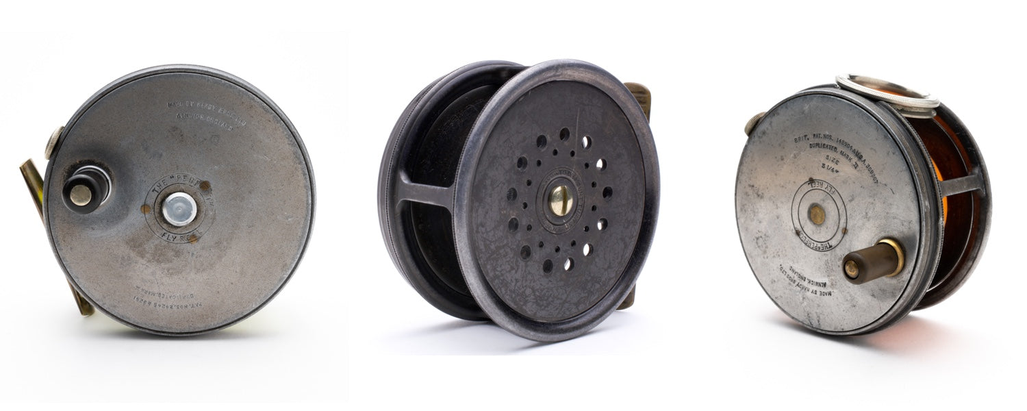Hardy Classic Fly Reels