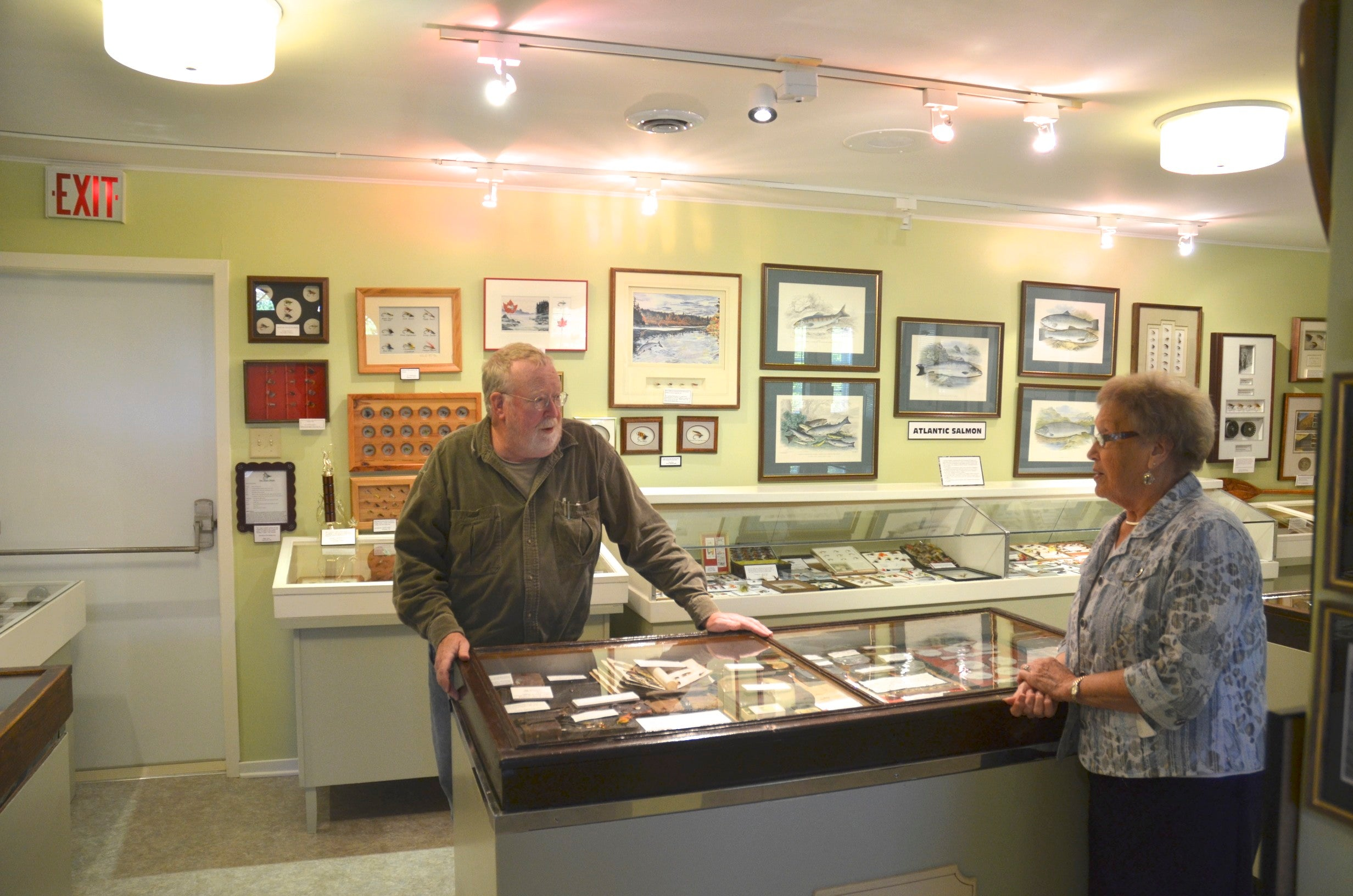 Margaree Salmon Museum 18