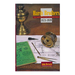 Hardy Brothers Masters Men Reels Book