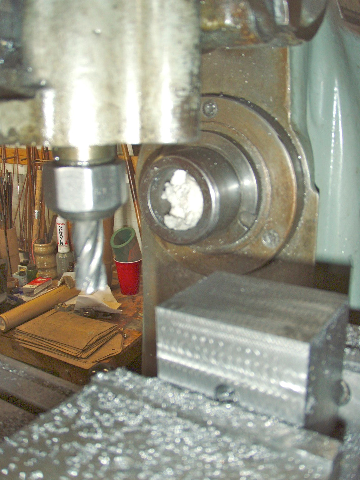 Marc Aroner Machining Tools