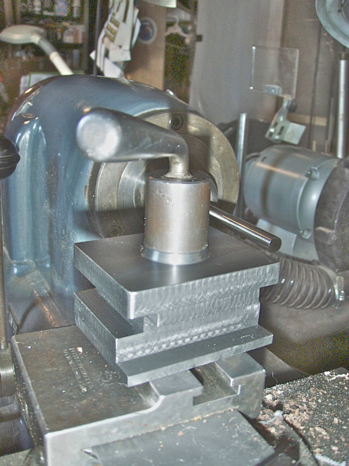 Marc Aroner Lathe Tool Post 2