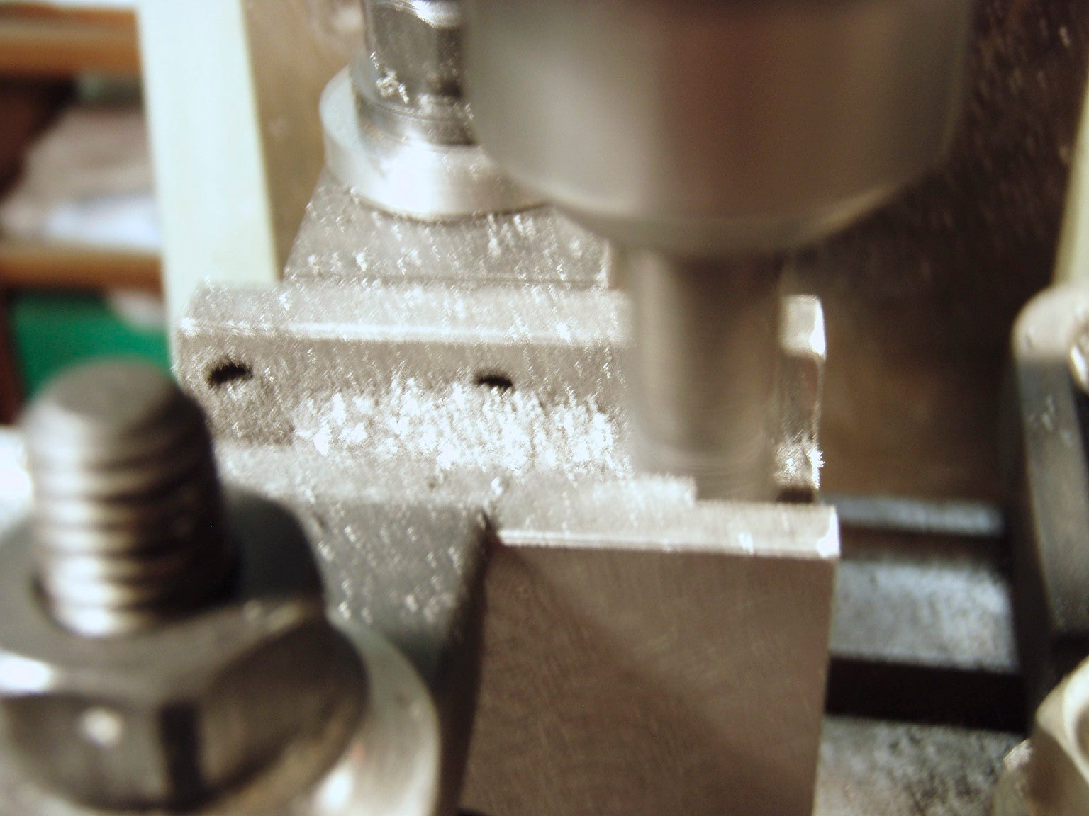 Marc Aroner Machining Tool Post 2