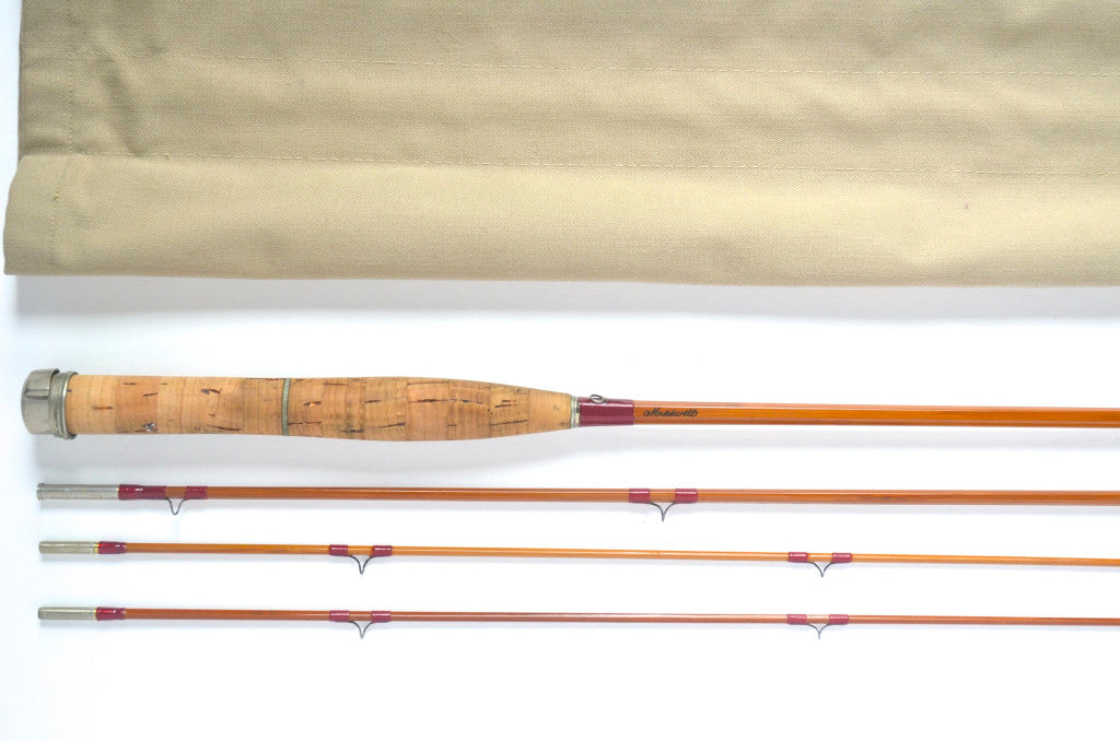 Tom Maxwell Fly Rod