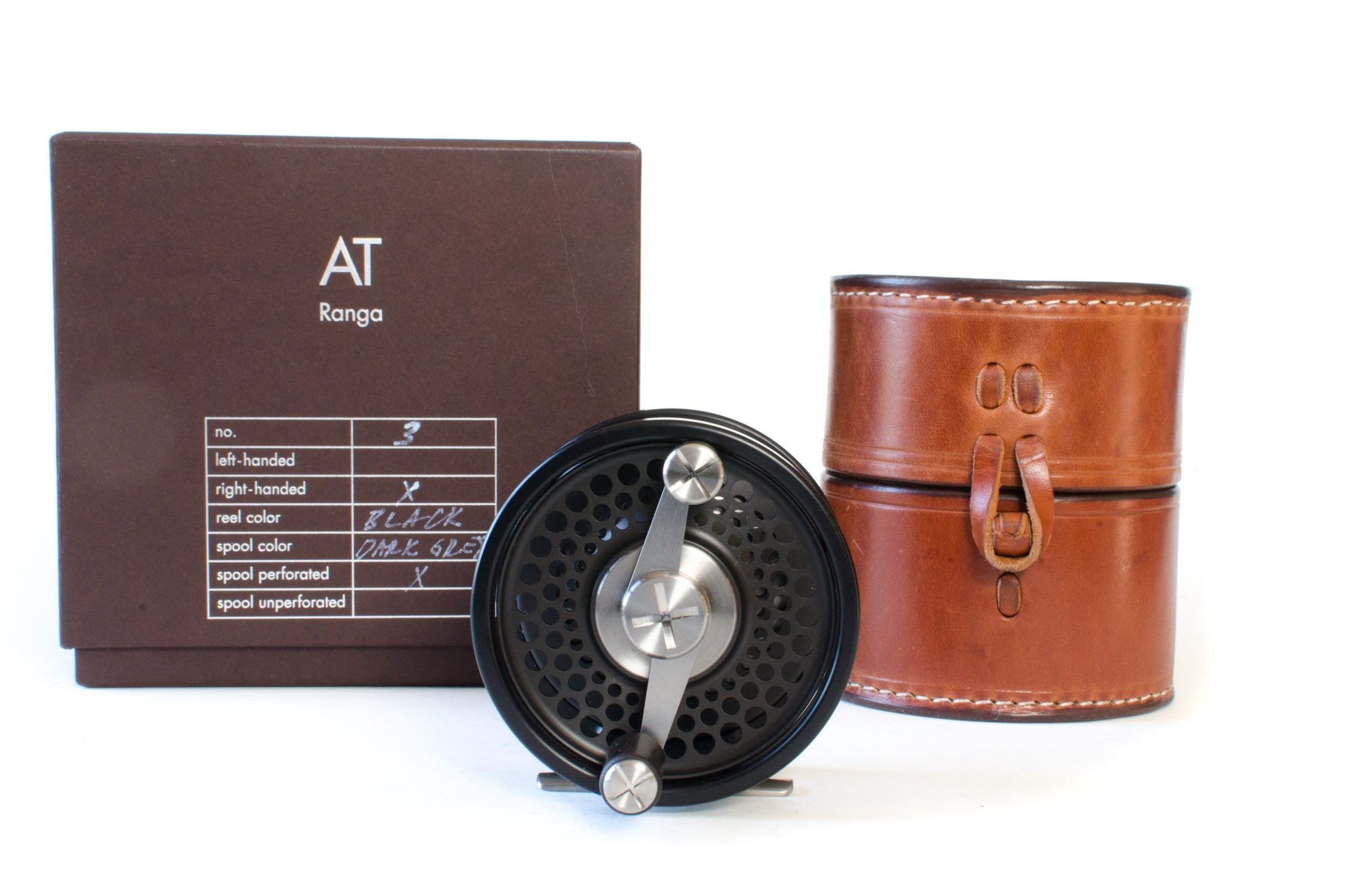 Alexander Troehler (AT) Ranga #3 Fly Reel