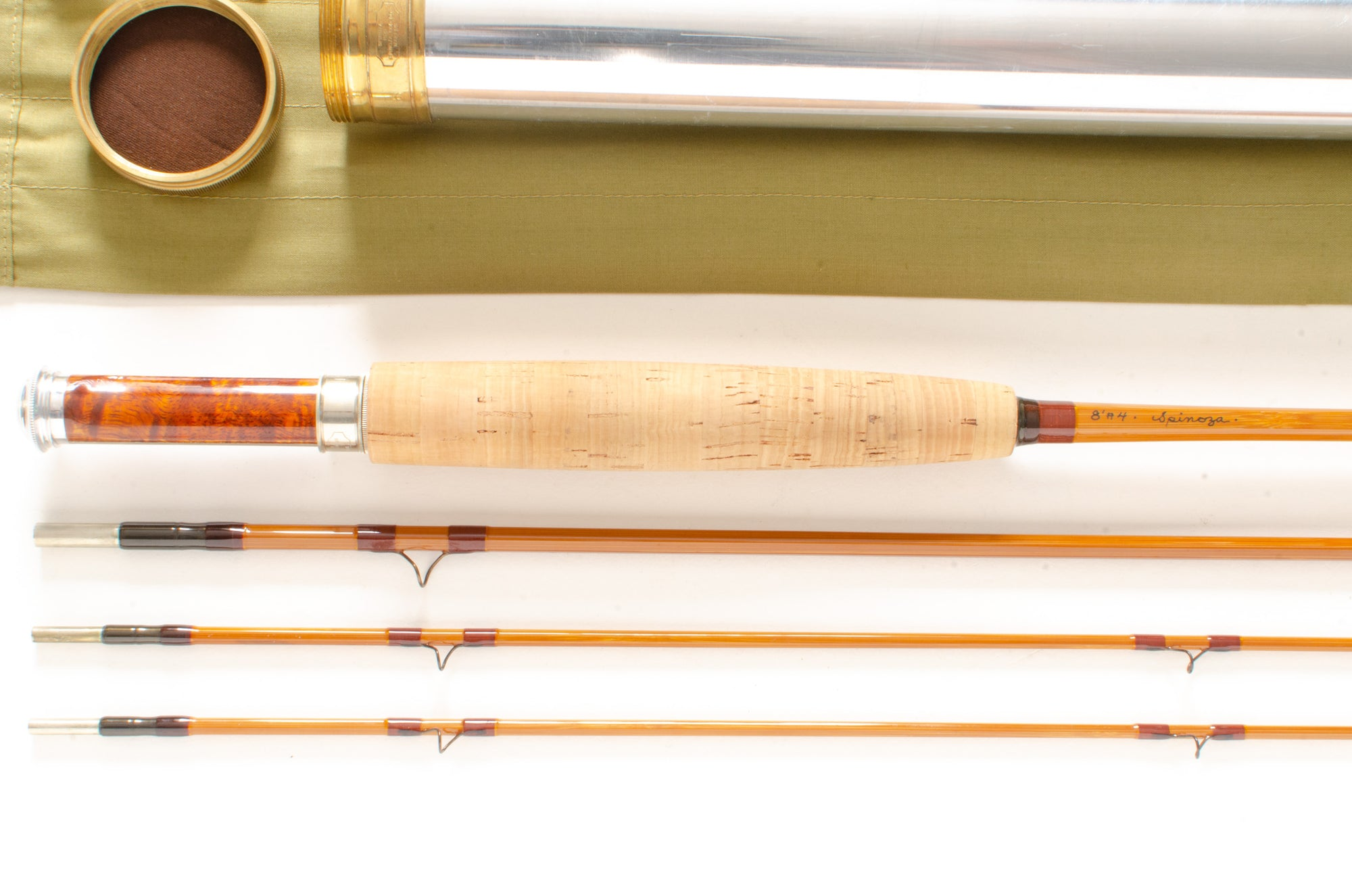 Aroner Spinoza Fly Rod 8' 3/2 #4
