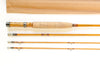 "Aroner Fishing Creek Bamboo Fly Rod 7'6"" 3/2 #5"