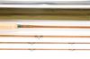 "Aroner Hunt Pattern Special Salmon Rod 7'6"" 3/2 #9"