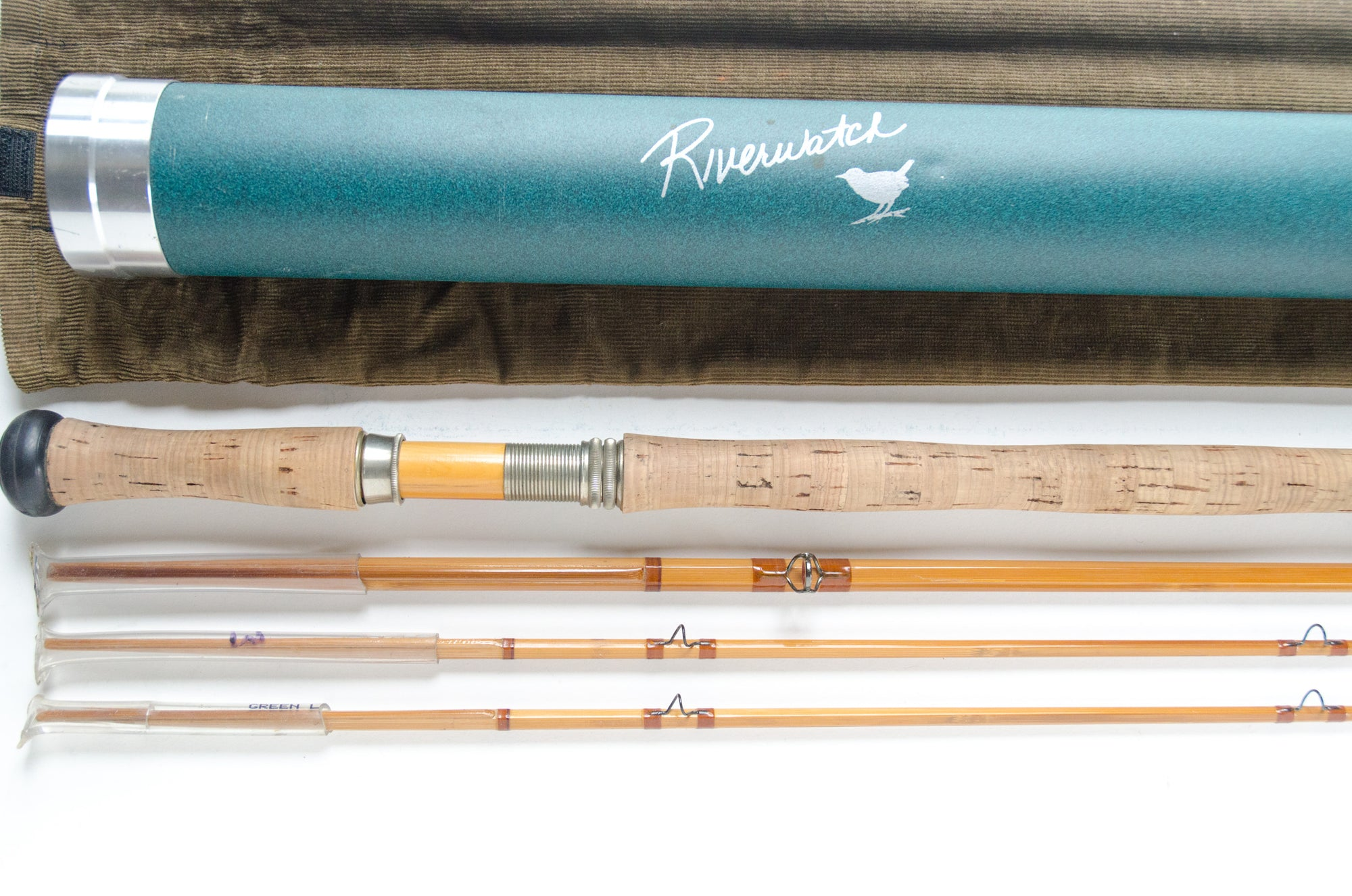 "Bob Clay Kispiox Spey Rod 12'6"" 3/2 #8/9"