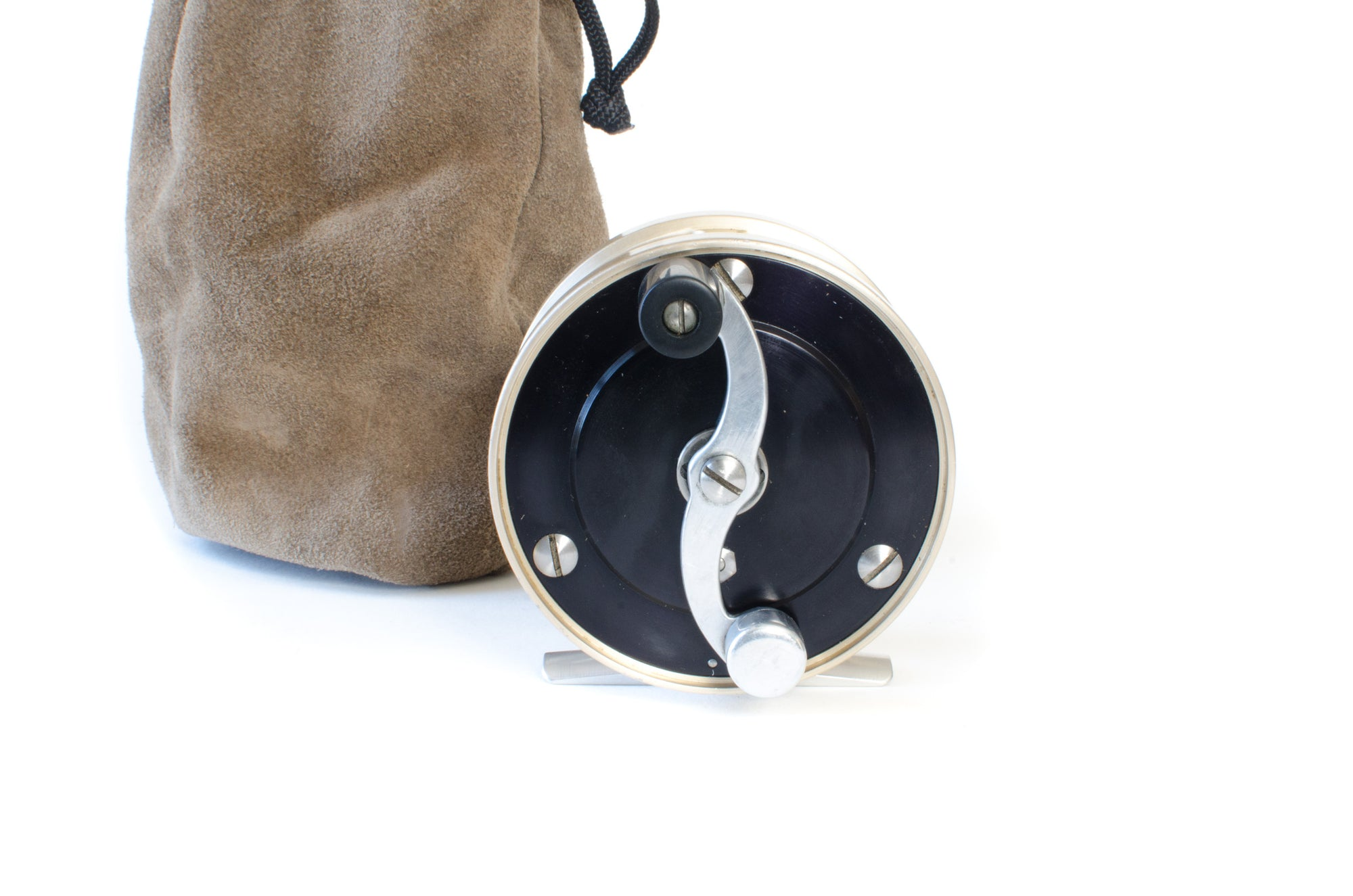 Bogdan Model 00 Fly Reel - LHW [SALE PENDING]