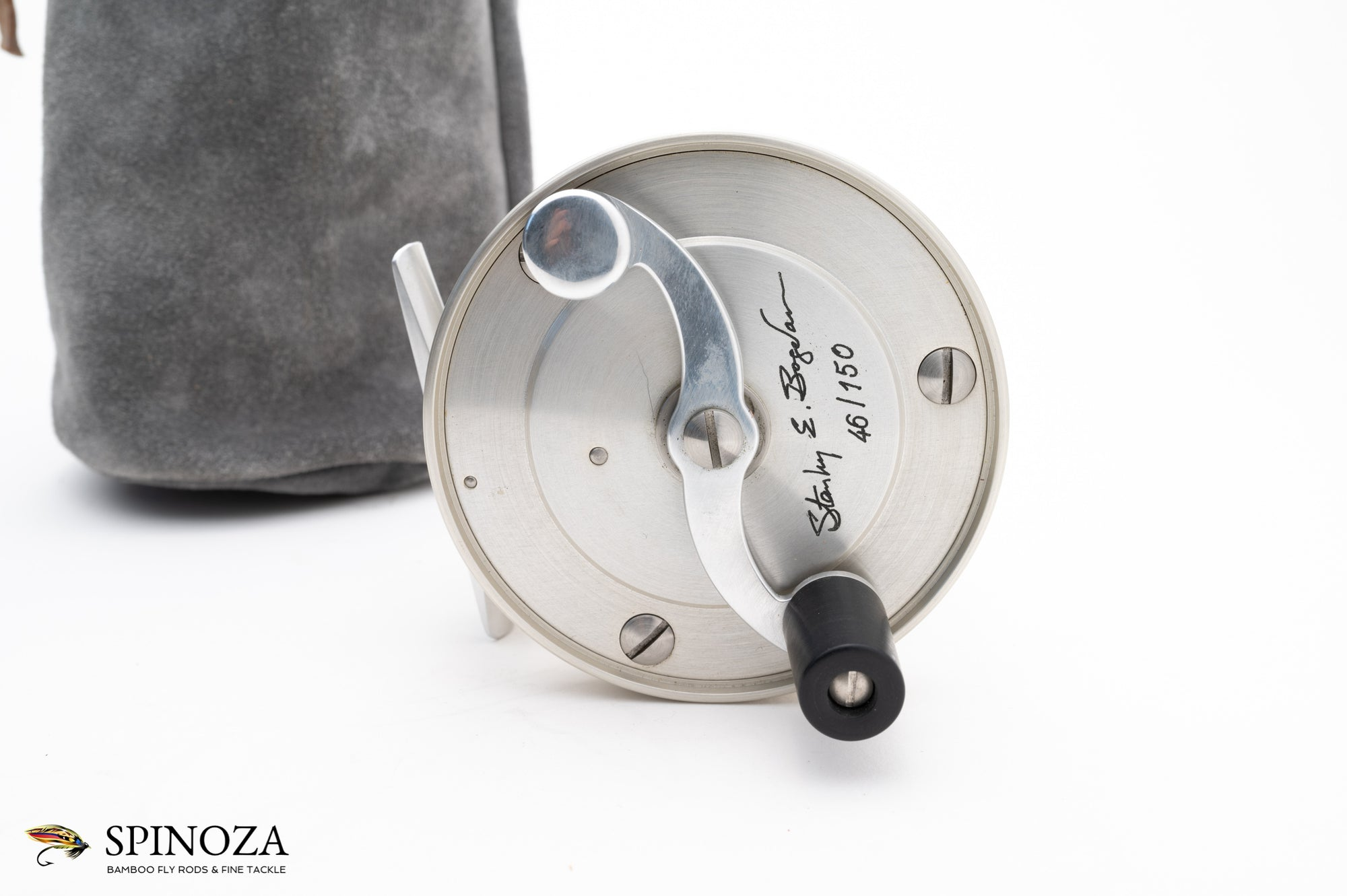 Bogdan 0 Silver Limited Edition Reel [SALE PENDING]